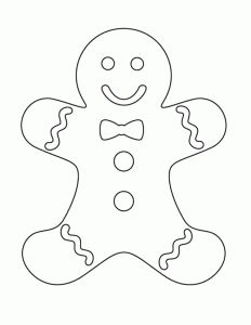 This page has lots of free gingerbread coloring pages for kids,parents and teachers.