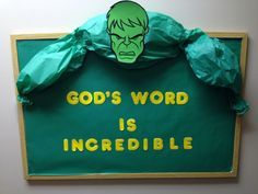 Super Hero Crafts For Boys Ideas, Super Hero Crafts January 2016 Ideas, Super Hero Crafts For Toddlers Sunday School Rooms, Sunday School Classroom, Sunday School Lessons, Superhero Classroom Theme, Superhero Door, Superhero Ideas, Superhero Party, Hero Central Vbs, Bible Heroes