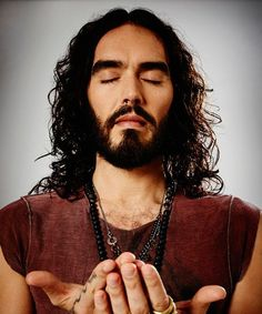 Russell Brand Long Hair - 40 Hot Guys with Long Hair: Sexy Long Hairstyles For Men #longhairmen #menshairstyles #menshair #menshaircuts #menshaircutideas #menshairstyletrends #mensfashion #mensstyle #fade #undercut #barbershop #barber