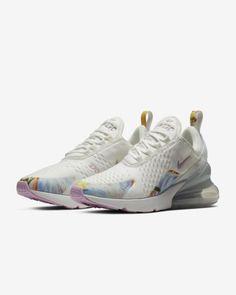 buy online 96285 19a49 Nike Air Max 270 Premium Women s Shoe Nike Premium Air Max, Baskets  Florales, Chaussures