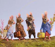 MousesHouses: May 2013