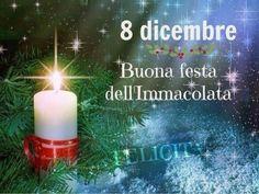 8 dicembre, Buona festa Dell'Immacolata #festadellimmacolataconcezione