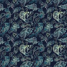 Psychedelic Paisley