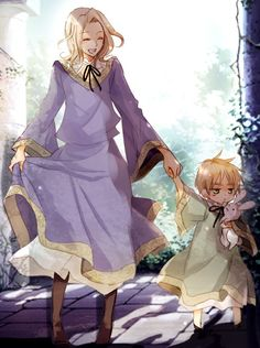 Young France and Chibi! England