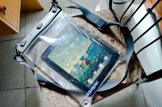 Aquapac: Simple Waterproof Housing for iPad