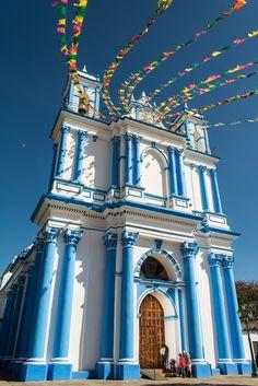 The fun colour of #Mexico San Cristobal de las Casas