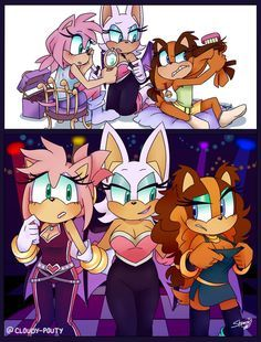 6cf2ad817a My girls Sonic Funny