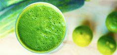 Wake-Me-Up Green Juice Recipe