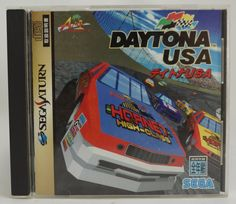Sega Saturn Japanese :  Daytona USA GS-9013 http://www.japanstuff.biz/ CLICK THE FOLLOWING LINK TO BUY IT ( IF STILL AVAILABLE ) http://www.delcampe.net/page/item/id,0378322116,language,E.html