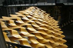 AA Project Review Roof structure by the ETech group