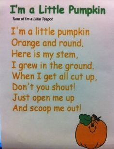 A cute Halloween song to practice language development skills with your kids! A cute Halloween song to practice language development skills with your kids! Fall Preschool Activities, Preschool Music, Halloween Activities, Preschool Classroom, Classroom Activities, Halloween Songs For Toddlers, Halloween Songs Preschool, Halloween Nursery Rhymes, October Preschool Themes