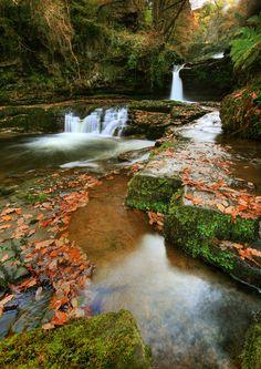 Mystic Pools - Photography:Brecon Beacons Pool Photography, Nature Photography, Beautiful World, Beautiful Places, Peaceful Places, Amazing Places, Places Around The World, Around The Worlds, Brecon Beacons