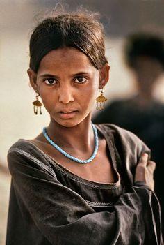 Eloquence of the Eye - Mali - Steve McCurry