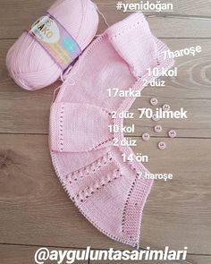 Best 12 No photo description available. Baby Knitting Patterns, Knitting Charts, Knitting For Kids, Easy Knitting, Baby Patterns, Crochet Hooded Scarf, Crochet Baby Jacket, Knitted Baby Cardigan, Baby Pullover