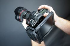 If you feel that the 3.2 inch LCD screen on your Canon 5D Mark III is not…