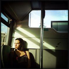 Femmes dans les transports