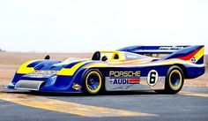 1973 Porsche 917/30 Can-Am Spyder  ( Pawel Litwinski / Gooding & Co. / May 3, 2012 )  This 1973 Porsche 917/30 Can-Am Spyder is a race car that sold for $4,400,000 million at Gooding & Co.'s Amelia Island auction in March. It has a huge 12-cylinder engine that produces an estimated 1,200 horsepower and is among the most powerful road racing cars ever built, according to the auction house. It weighs only 1,765 pounds, about a 1,000 pounds lighter than a Honda Civic.