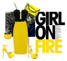 """#girlonfire#"" by edytamurselovic ❤ liked on Polyvore featuring mode, J.Crew, ALDO en Isabel Marant"