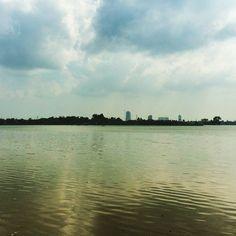 Situ Cipondoh Tangerang, Banten
