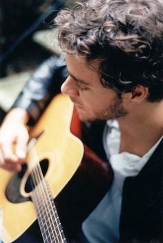 """Amos Lee - My favorite song is """"In the Arms of a Woman"""""""