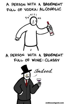 Vodka Vs Wine