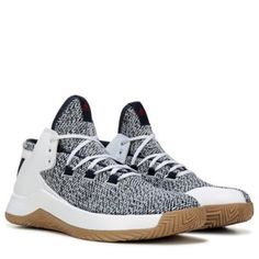 adidas Men's Rise Up Basketball Shoe Shoe  http://www.famousfootwear.com/en-US/Product/72145-1039363/adidas/White_Navy/Mens+Rise+Up+Basketball+Shoe.aspx