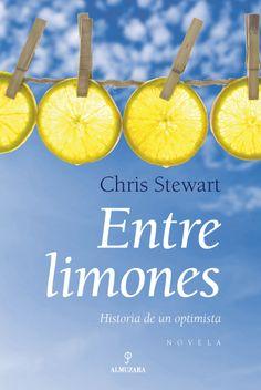 """EL LIBRO DEL DÍA:  """"Entre limones"""", de Chris Stewart.  ¿Has leído este libro? ¿Nos ayudas con tu voto y comentario a que más personas se hagan una idea del mismo en nuestra web? Éste es el enlace al libro: http://www.quelibroleo.com/entre-limones ¡Muchas gracias! 7-5-2013"""