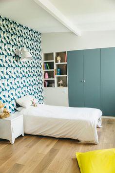Un étage en plus pour une maison plus fonctionnelle - Camille Hermand Architectures