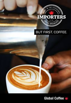 All great things start with a coffee. #CreateYourMoment