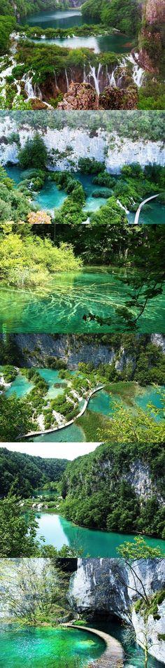 Jeziora Plitwickie - Chorwacja