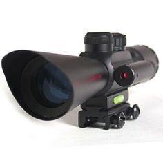 Impermeable Alcance 3.5-10x40 Red Dot Laser – USD $ 76.99