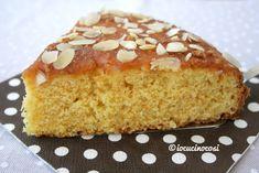 Torta camilla - Torta carote e mandorle Carrot and almond cake #recipe #cake