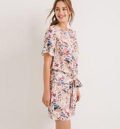 Vzorovaé+šaty