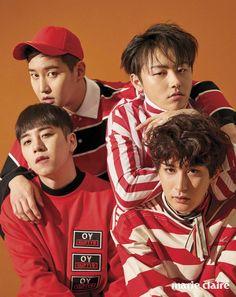 Taeil + Jaehyo + B-Bomb + U-Kwon (Block B)