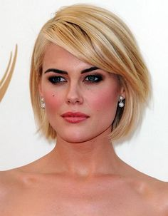 Short Bob Hairstyles with Bangs 2014 - Hairstylespopular.