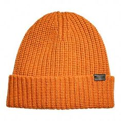 Coach Cashmere Solid Ribbed Knit Cap (as seen on Karmin, styled by @Rachel Zoe) #holiday