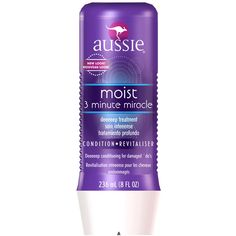 Aussie Moist 3 Minute Miracle | IT SMELLS LIKE COCONUTS!!!!