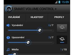 Volume Control UI/UX - Smart Volume Control by Petr | Direct-services