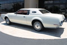 1972 Lincoln Continental - Mark IV