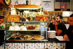 Der absolute Geheimtipp für Mailand-Reisende: das kleine Restaurant mit wunderbar familiärer Atmosphäre in der Via San Marco! Gerade mal sechs Tische gibt es...
