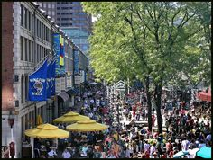 Quincy Market, Boston, MA - Most definitely would go there if I ever make it to Boston.....