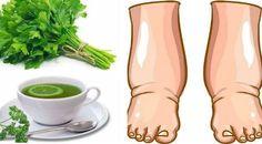Ce remède naturel est capable de traiter les jambes enflées en quelques jours