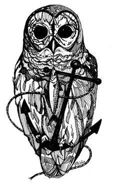 Google-kuvahaun tulos kohteessa http://www.pinastyles.com/wp-content/uploads/OwlAnchor-530x866.jpg