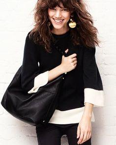"Freja Beha Erichsen for H&M ""New Silhouettes"" F/W 2012"