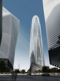 Catenary Tower in Beijing by Howard Jiho Kim and Tony Lam  #Architecture - ☮k☮