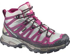 Women's Salomon X Ultra Mid Gtx Hiking Boots