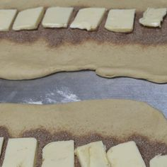 Mormor kringle - in the making Cheesecake, Anna, Times, Desserts, Food, Tailgate Desserts, Meal, Cheese Cakes, Dessert