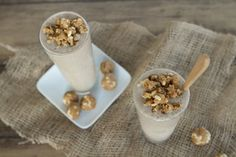 Peanut Butter Bomb Smoothie for Two