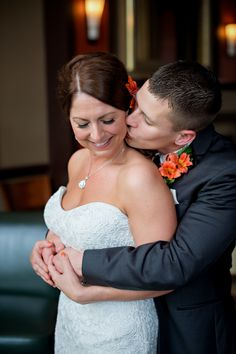 The George Washington Hotel | Winchester, VA | Jill & Travis' Wedding