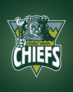 Star Wars sports teams - Forest Moon Chiefs